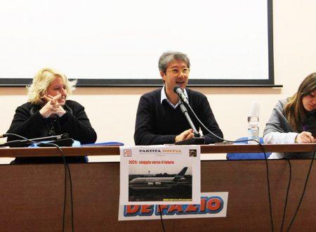 Aeroporto di Lamezia Terme intermodalità e ampliamento