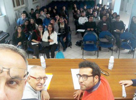 Giornalisti d'Azione al De Fazio nel laboratorio di giornalismo attivo