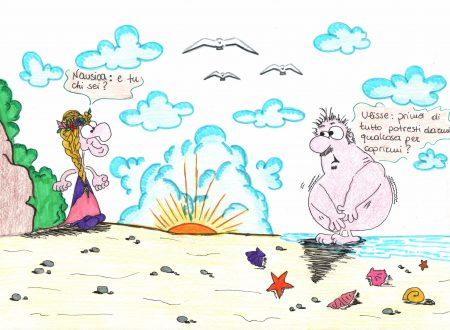 Scheria il luogo dell'incontro di Ulisse e Nausicaa