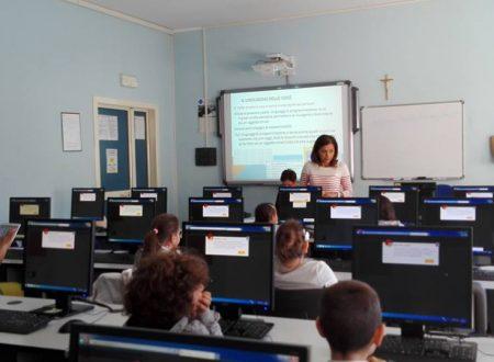 Europe Code Week al De Fazio per la settimana di alfabetizzazione funzionale