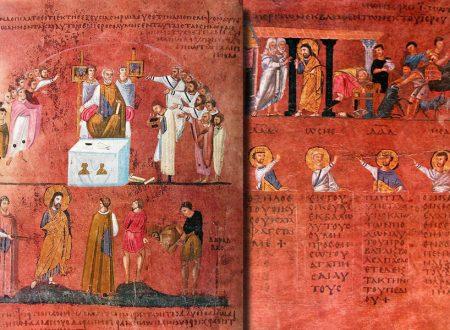 Codex Purpureus di Rossano e palazzo Ducale di Corigliano