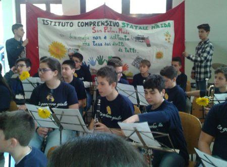Orchestra che passione per gli alunni di San Pietro a Maida