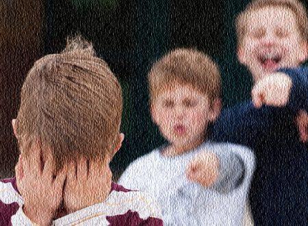 Bullismo e adolescenti