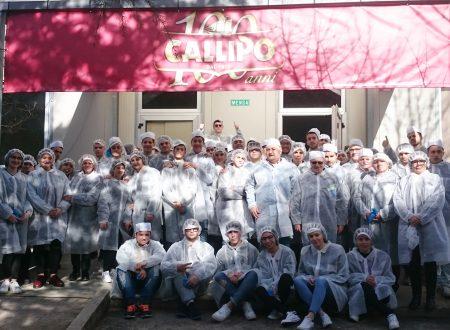 Visita all'azienda Tonno Callipo